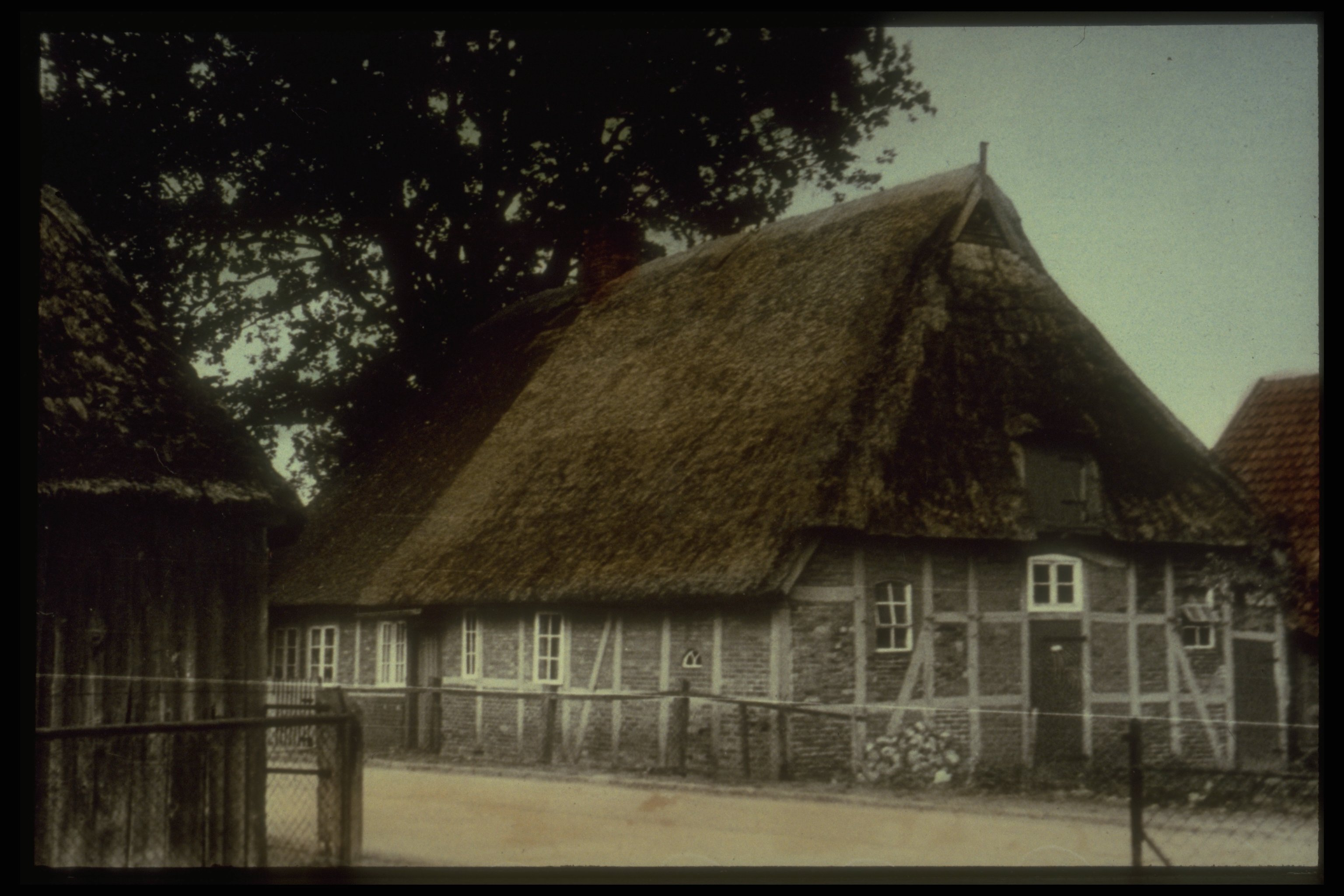 Haus August Garbers unten nach Umbau 1995